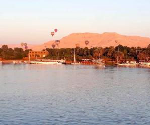 Круиз по Нил, Хургада и Кайро: с вътрешен полет