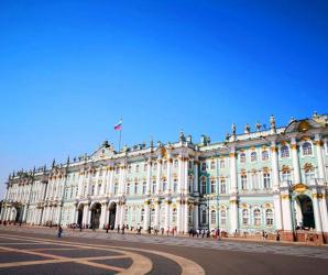 Круиз от Санкт Петербург до Москва